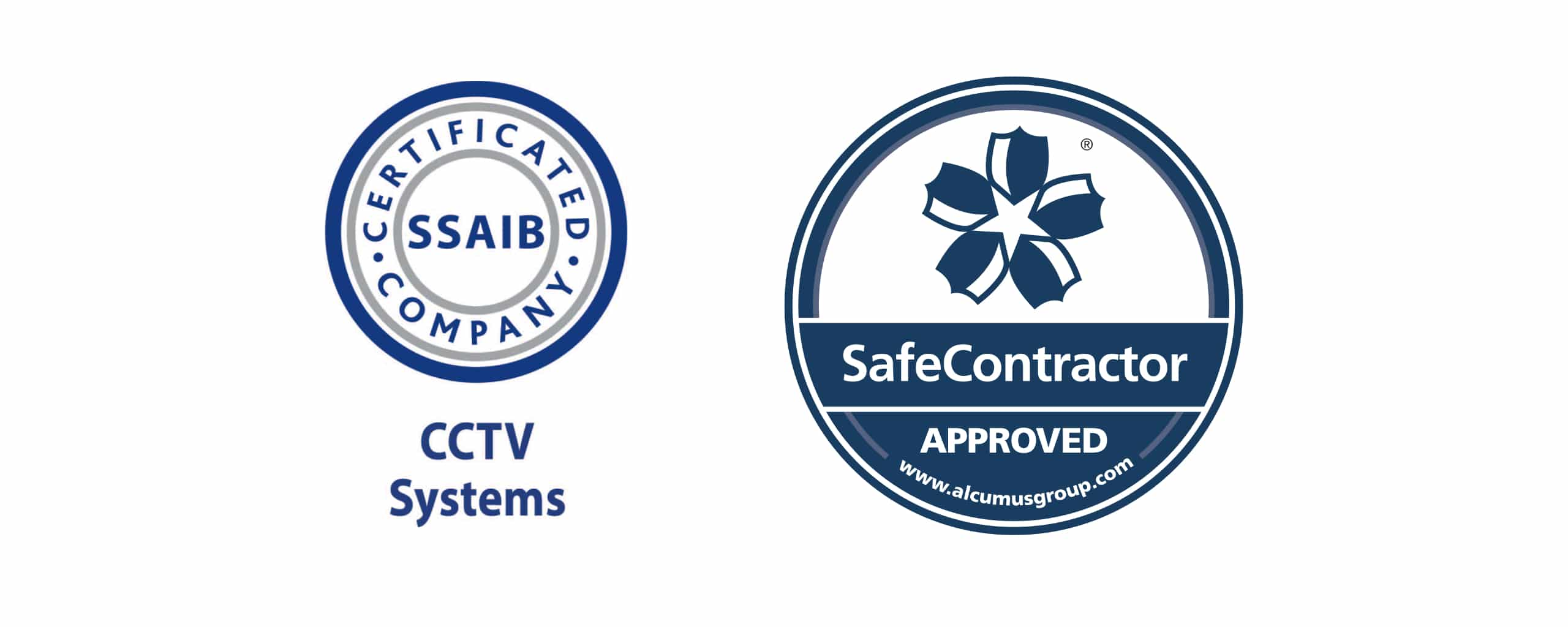 Seen Security - Safe Contractor Accreditation & SSAIB CCTV approved
